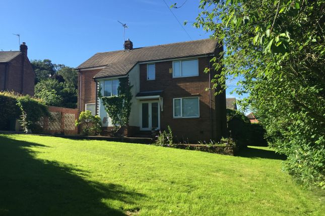 Thumbnail Detached house for sale in Crescent Drive, Helsby, Cheshire