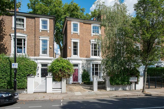 Thumbnail Town house to rent in Westbourne Park Road, London
