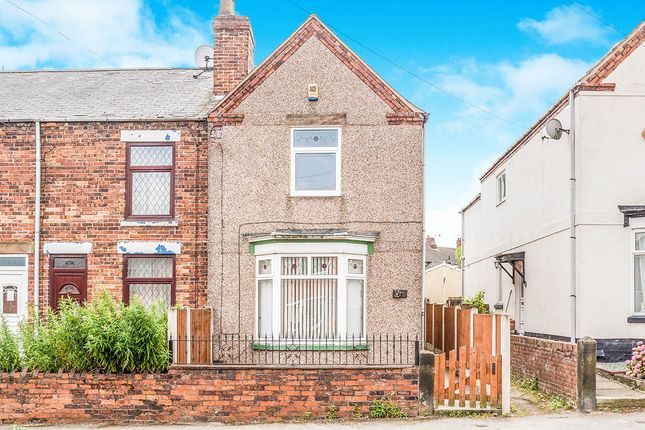 Thumbnail Terraced house to rent in John Street, Clay Cross, Chesterfield