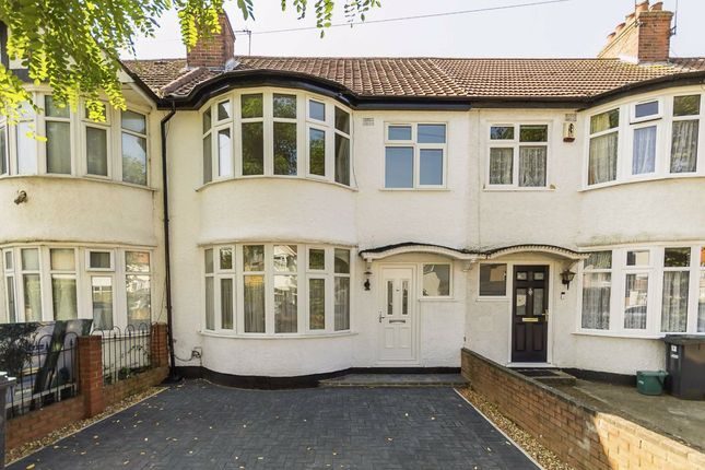 Thumbnail Terraced house to rent in Eastcote Avenue, Wembley