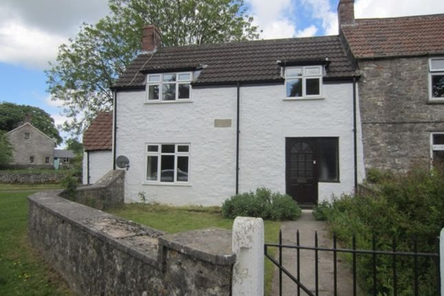 Thumbnail Semi-detached house to rent in The Green, Priddy, Wells