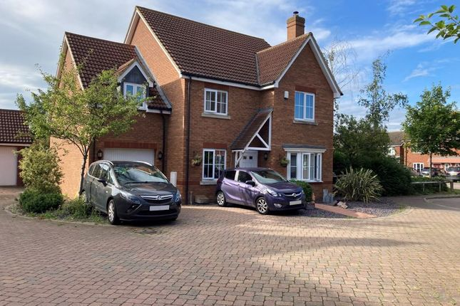 5 bed detached house for sale in Trow Close, Cotton End MK45
