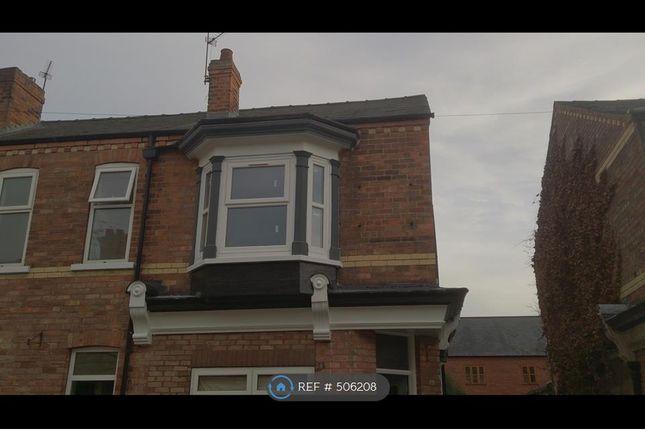 Thumbnail Flat to rent in Carlisle Street, Gainsborough