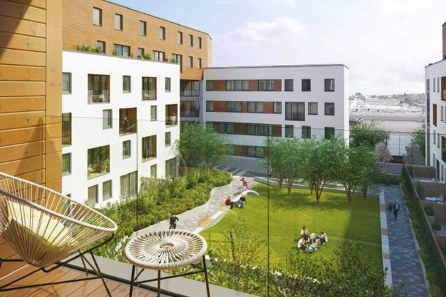 Thumbnail Flat for sale in The Northern Quarter, Capitol Way, Colindale, London