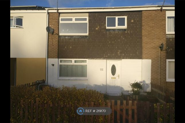 3 bed terraced house to rent in Kirkland Walk, Shiremoor, Newcastle Upon Tyne