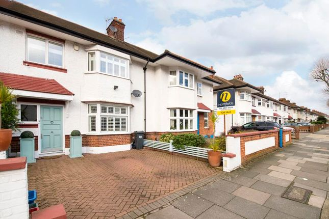 Thumbnail Terraced house for sale in Swyncombe Avenue, London
