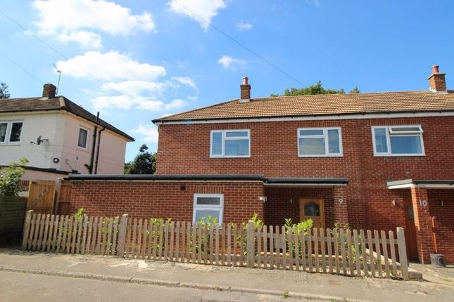 Thumbnail Semi-detached house to rent in Bullfinch Close, Sevenoaks