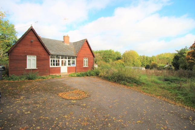Thumbnail Bungalow for sale in Whiteshoots Hill, Bourton-On-The-Water, Cheltenham