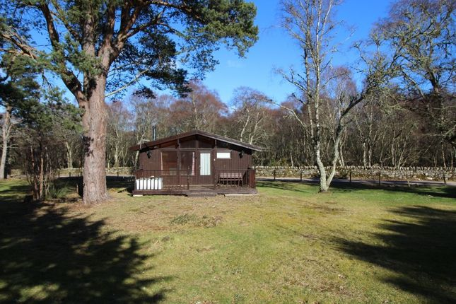 Thumbnail Bungalow for sale in Heatherwood Park, Dornoch