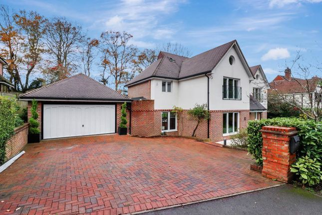 Thumbnail Detached house for sale in Maplewood Gardens, Beaconsfield, Buckinghamshire