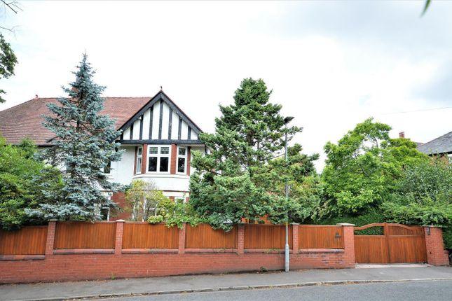 Thumbnail Semi-detached house for sale in Whitefield Road, Stockton Heath, Warrington