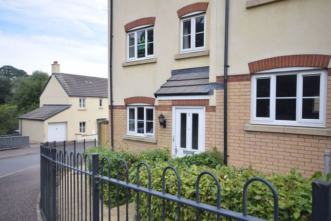 Thumbnail Flat to rent in Harlseywood, Bideford, Devon
