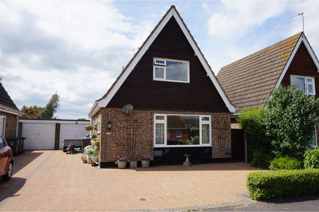 Thumbnail Detached bungalow for sale in Welbeck Avenue, Martham, Great Yarmouth