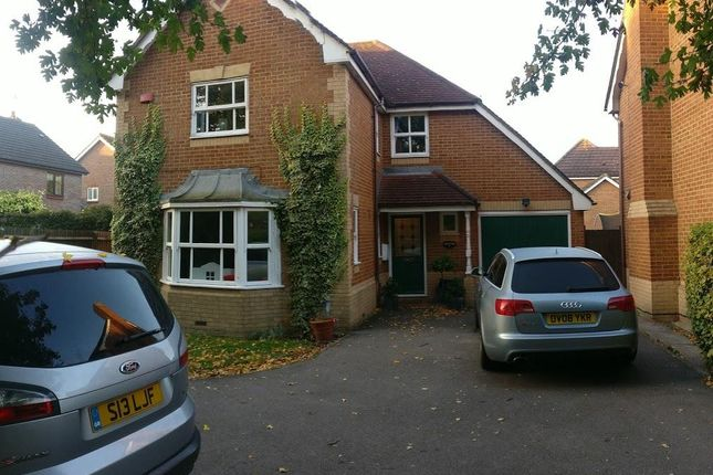 Thumbnail Detached house to rent in Ingrebourne Way, Didcot