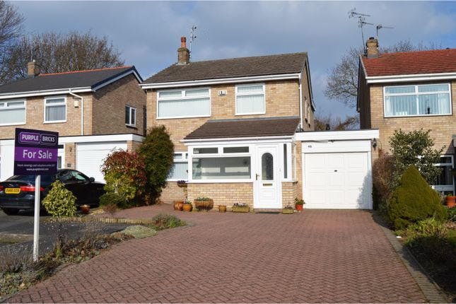 Thumbnail Link-detached house for sale in Brome Way, Spital