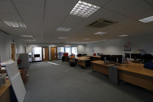 Thumbnail Office to let in Shearway Business Park, Folkestone