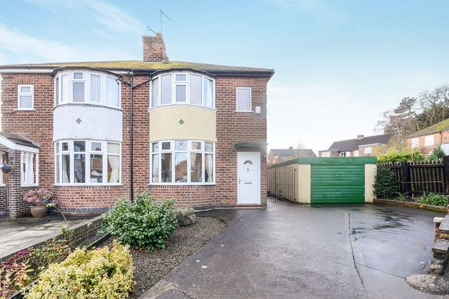 Thumbnail Semi-detached house for sale in Northcote Avenue, York