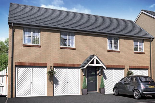 2 bedroom terraced house for sale in Rockingham Gate, Priors Hall Park, Weldon, Corby