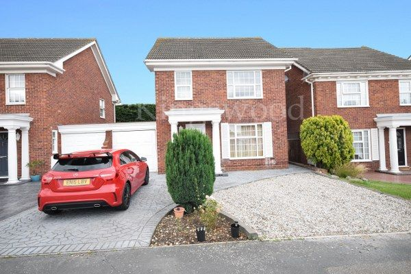Thumbnail Detached house to rent in Latimer Drive, Laindon
