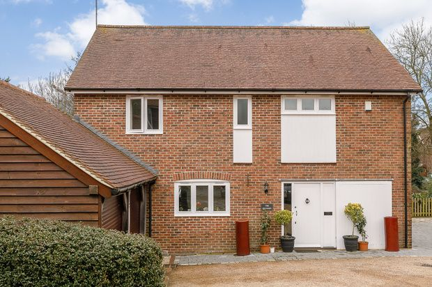 Thumbnail Detached house to rent in Grove Bridge, Sellindge