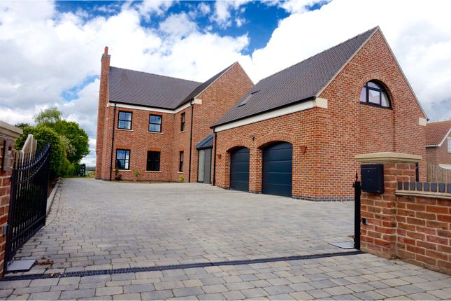 Thumbnail Detached house for sale in Westgate Road, Doncaster