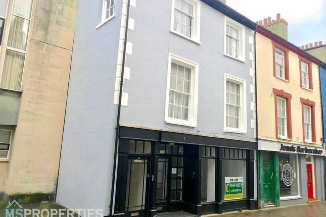 Thumbnail Flat to rent in Flat 2, 7A Market Street, Aberystwyth, Ceredigion