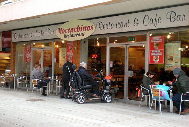 Thumbnail Restaurant/cafe for sale in St Dominic Square, Kings Lynn