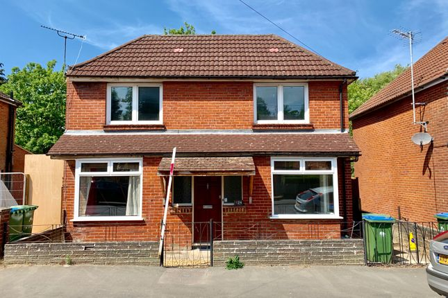 Thumbnail Detached house for sale in Percy Road, Shirley, Southampton