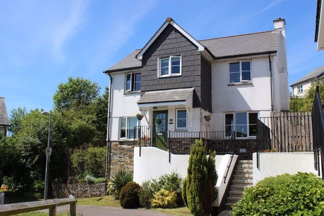 Thumbnail Detached house for sale in Trevorder Drive, St. Austell