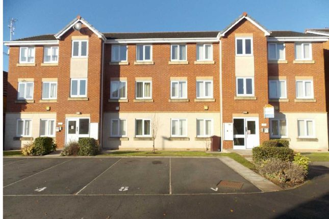 Thumbnail Flat to rent in Greengables, Towerhill, Kirkby