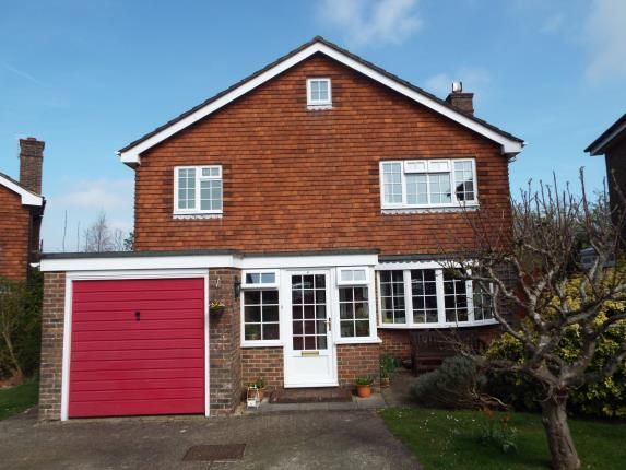 Thumbnail Detached house for sale in Potters Field, Ringmer, Lewes, East Sussex