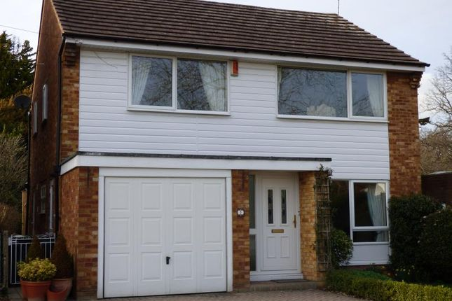 Thumbnail Detached house to rent in Avenue Road, Theydon Bois, Epping