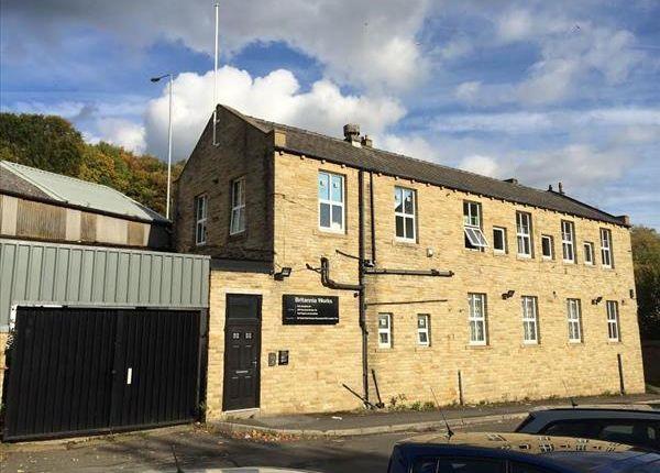 Office to let in Britannia Works Offices, Garden Street North, Halifax