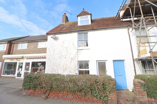 Thumbnail End terrace house to rent in High Street, Polegate, East Sussex