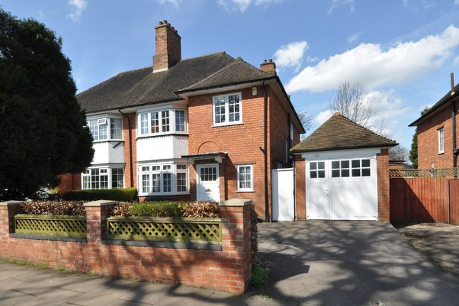 Thumbnail Semi-detached house for sale in Frankley Beeches Road, Northfield, Birmingham