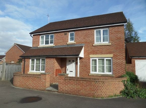 Thumbnail Detached house to rent in Henlow Drive Kingsway, Quedgeley, Gloucester