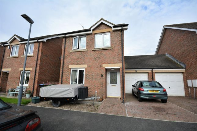 Thumbnail Link-detached house for sale in Church View, Chilton, Ferryhill
