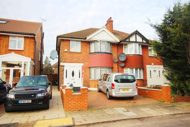 Thumbnail Semi-detached house for sale in Vyner Road, Acton