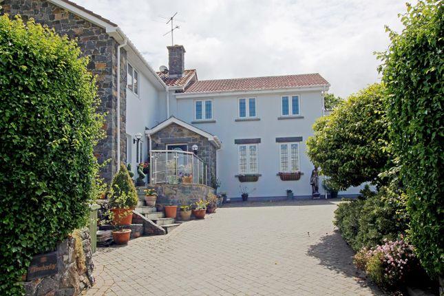 Thumbnail Detached house for sale in Pemberley, Ruette Des Fries, Castel