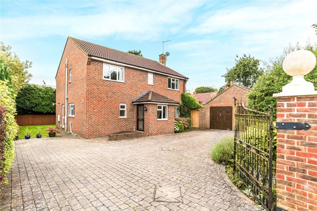 Thumbnail Detached house for sale in Downsmead, Baydon, Marlborough, Wiltshire