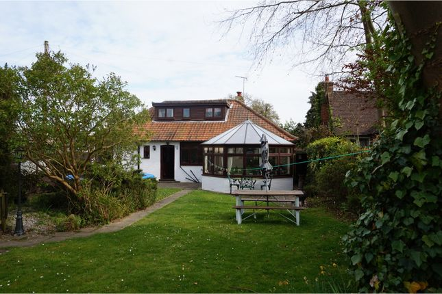 Thumbnail Detached bungalow for sale in Maiden Street, Weston