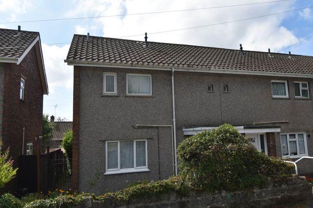 External of Laburnum Place, Sketty, Swansea SA2