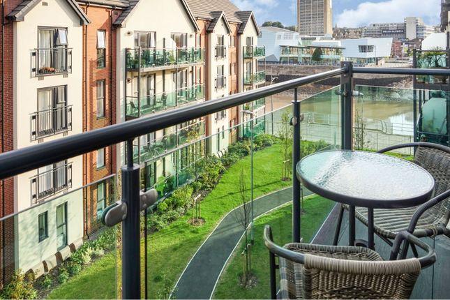 Thumbnail Flat to rent in Doric Mews, Newport