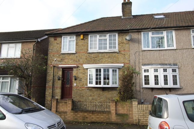 3 bed end terrace house for sale in Lawrence Avenue, Walthamstow