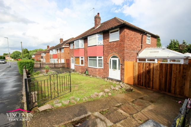 Thumbnail Semi-detached house for sale in The Chase, Braunstone Town, Leicester