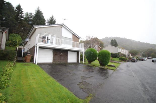 Thumbnail Detached house to rent in Milton Court, Milton, Dumbarton, West Dunbartonshire