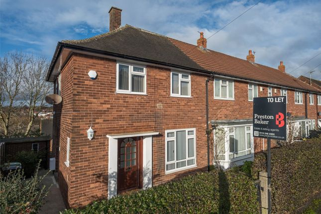 Thumbnail Property to rent in Brackenwood Drive, Leeds, West Yorkshire