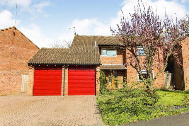 Thumbnail Detached house for sale in Giffard Drive, Welland, Malvern