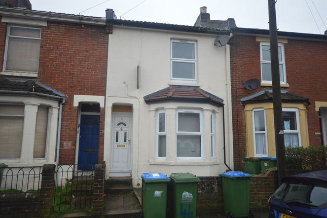Thumbnail Terraced house to rent in Ref[H44] Northcote Road, Southampton