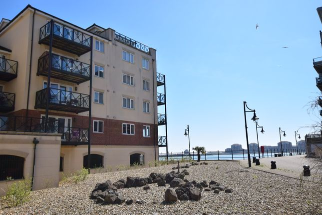 Elevation of Macquarie Quay, Sovereign Harbour North Eastbourne BN23